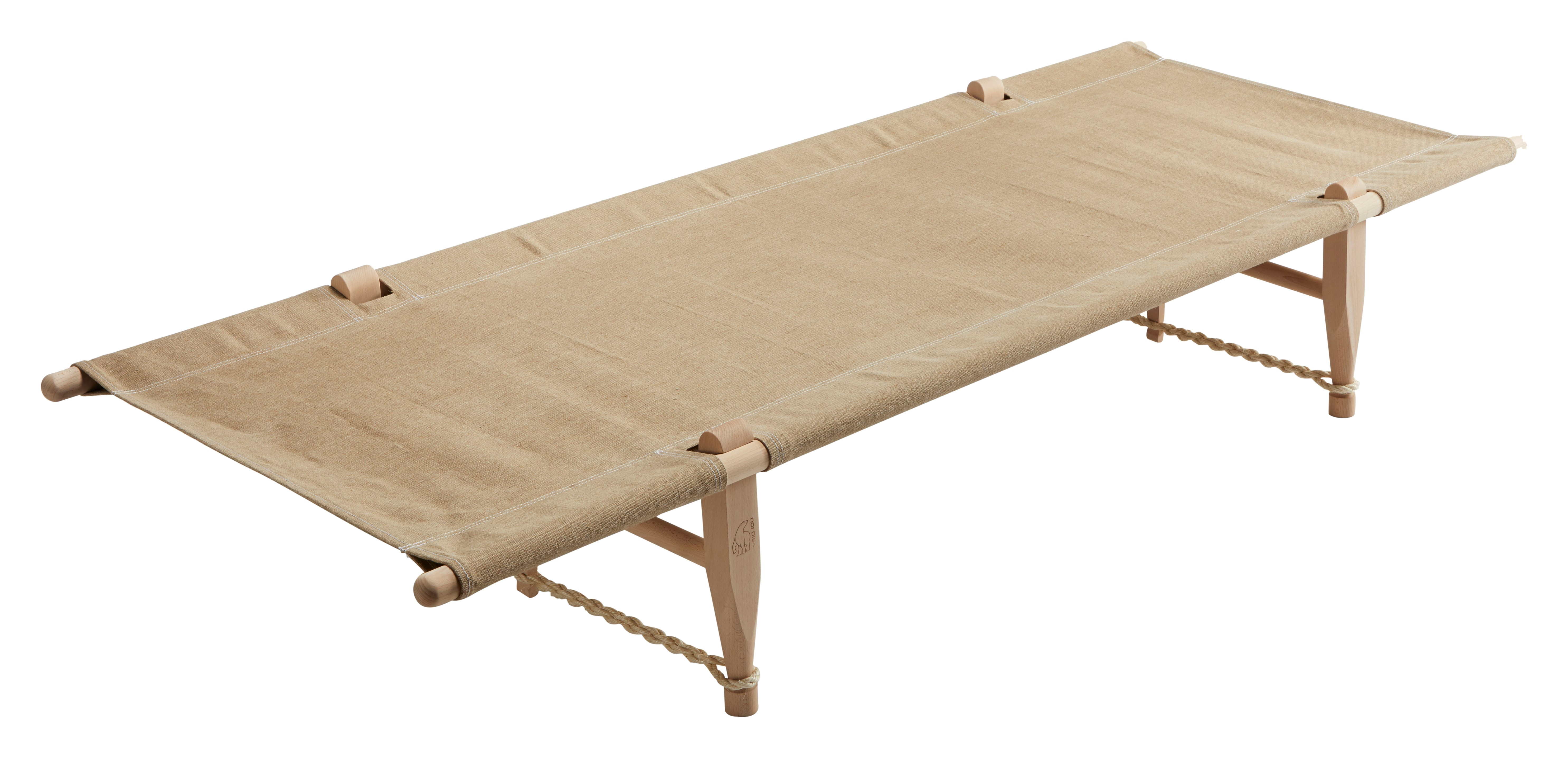 Marselis Wooden Bed